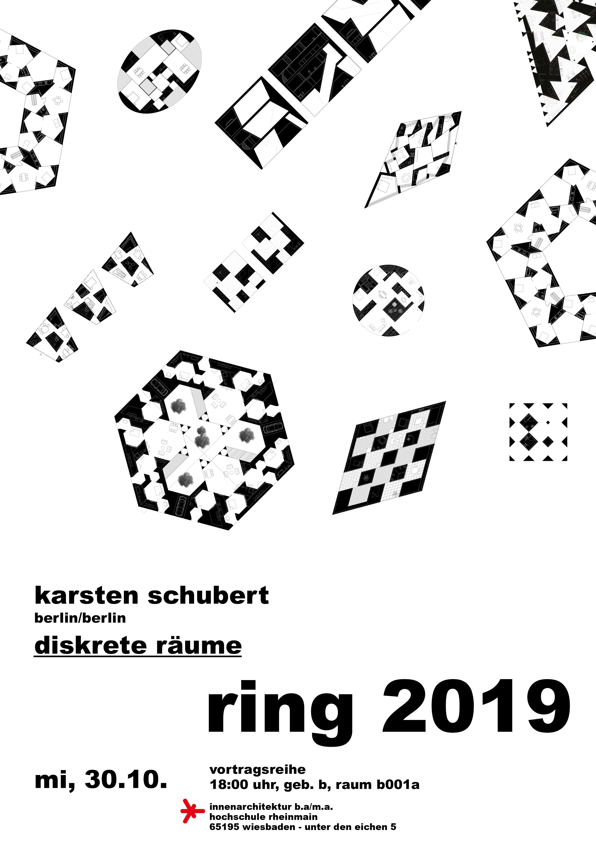 Ring 21 – Innenarchitektur studieren in Wiesbaden