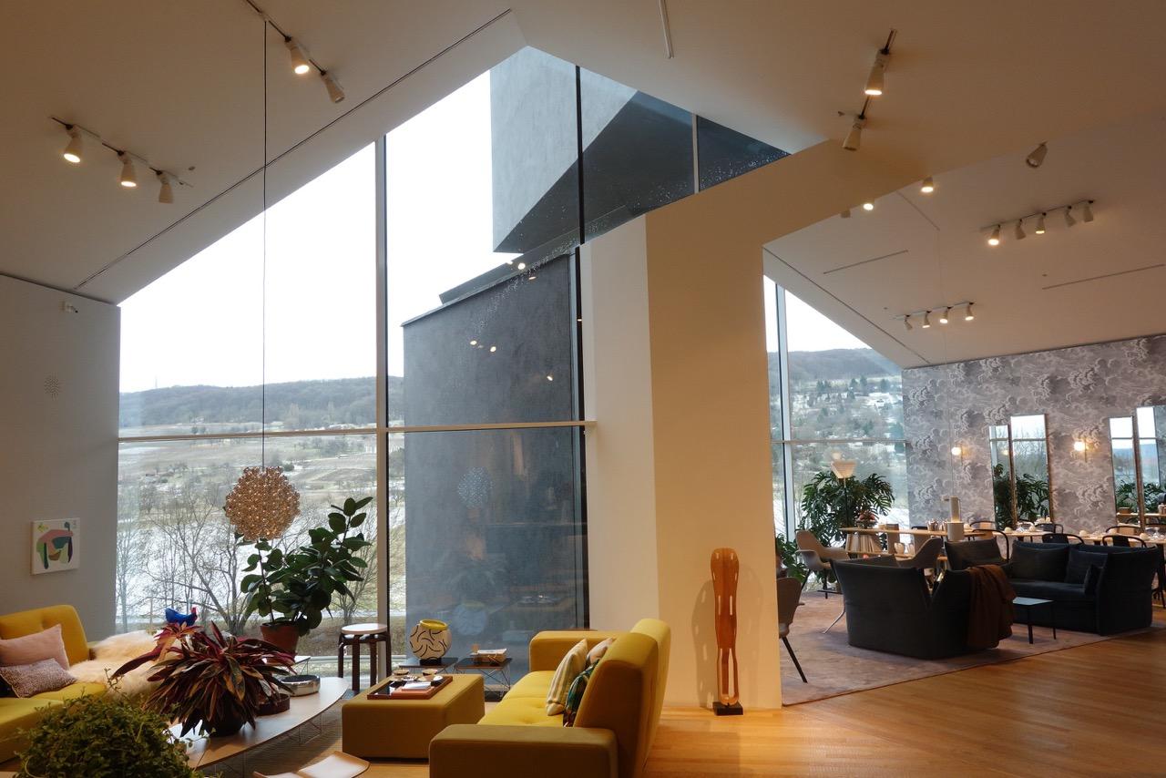 Vitra Design Museum & Museumsnacht Basel 21 – Innenarchitektur ...